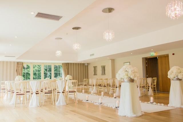 Comment choisir la salle de réception pour son mariage ?